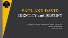 6th Mi2 Dinner - Identity and Destiny